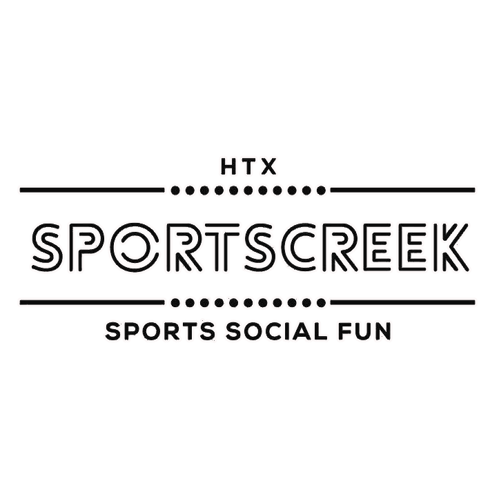 HTX Sports Creek Logo